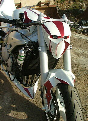 "Streetfighter Fender Skorpion   ""Extremebikes"""