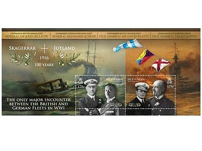 Battle of Jutland Miniature Sheet (UE25)