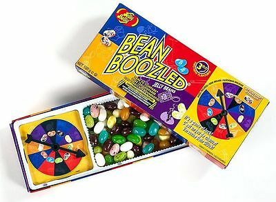 Bean Boozled Spinner Game 99g by Jelly Belly 3rd Edition Top Seller Beanboozled