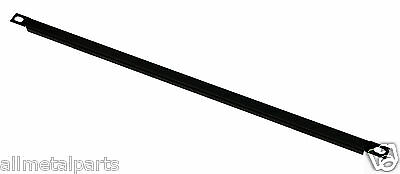 1/3U Rack Panel 19 inch Folded Blank Panel in Black one third size 14.2mm high