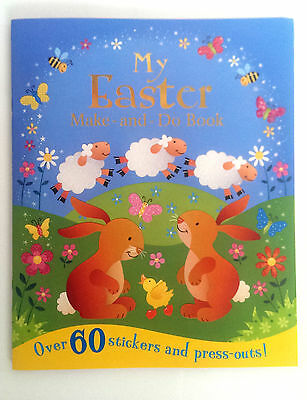 My Easter Make and Do Kids Book