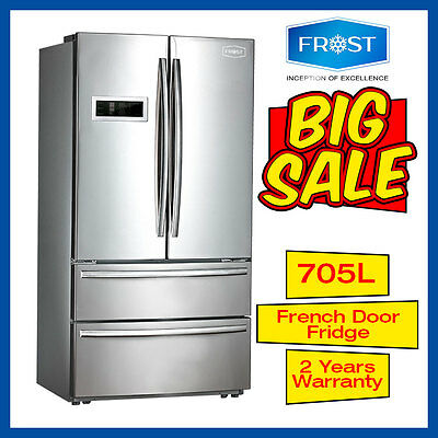 Frost 705L French Door Fridge 2017 not Samsung LG Westinghouse Fisher Paykel