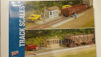 3199 Walthers Cornerstone Track Scales - Kit  HO scale