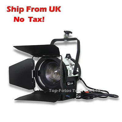 50W LED Studio Fresnel spot Continuous Light Video Camera