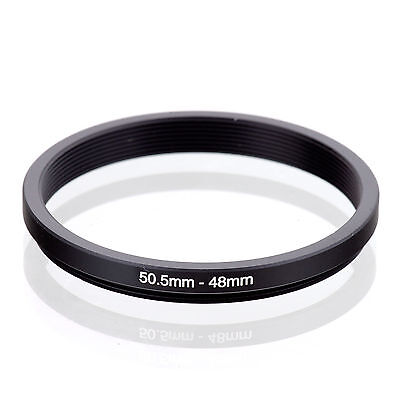 RISE (UK) 50.5-48MM 50.5MM-48MM 50.5 to 48 Step Down Ring Filter Adapter