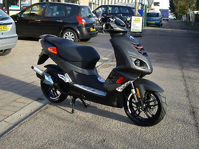 Peugeot Speedfight 4 50CC MOPED