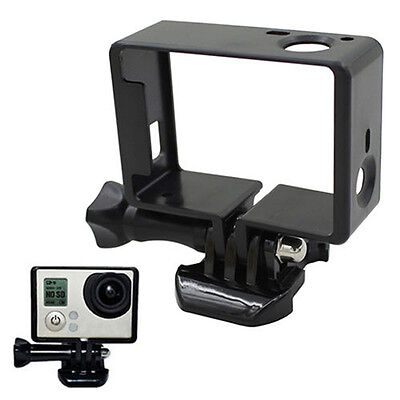 Standard Frame Border Mount Case Cover For GoPro Hero 3/3+ Hero 4 Accessories