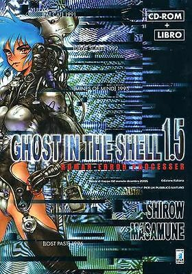 Ghost Shell 1.5- Storie Di Kappa132 - Ghost In The Shell 1.5 Cr-Rom + Libro
