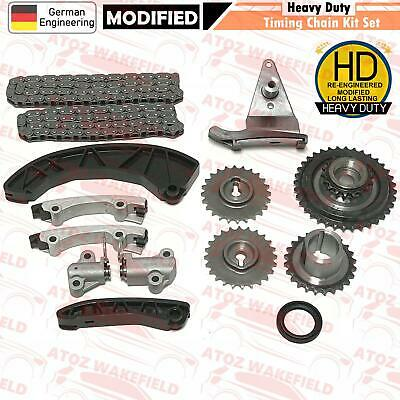FOR HYUNDAI ACCENT ix20 i30 1.6 CRDi DIESEL TIMING CHAIN OIL PUMP KIT D4FB