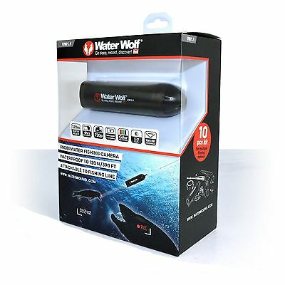 Savage Gear Waterwolf Under Water Video Camera For Pike Carp Lures