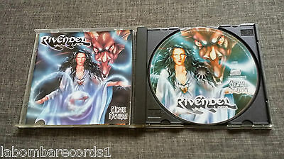 Cd Rivendel Lords - Alma Negra - Santo Grial - 2002 - Heavy Metal