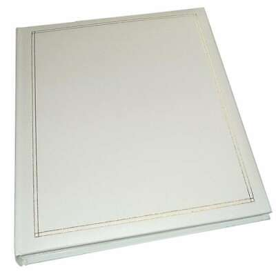 Walther Monza White Self Adhesive Photo Album - 30 Sides