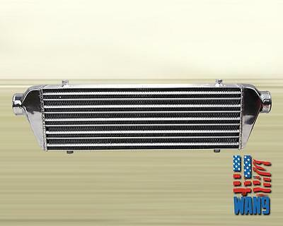 "27"" X 7"" X 2.5'' JDM Fmic Turbo Front Mount Intercooler Universal For 4 Cylinder"