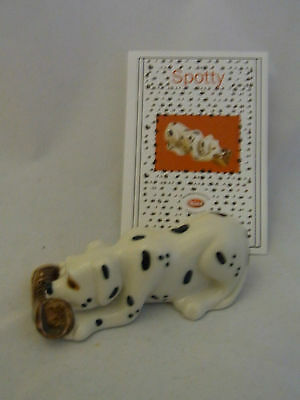 Wade Spotty Dog With Slipper