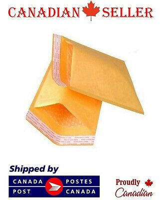 1200 PC Kraft # 000 Bubble Shipping Mailers Paddded Envelopes Premium Quality