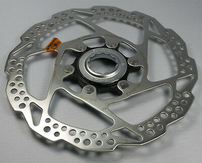 Shimano Disc Brake Rotor Sm Rt54 S Center Lock For Slx Deore 160Mm New