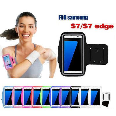 Sports Gym Running Jogging Armband Case Cover Holder for Samsung Galaxy S7/Edge