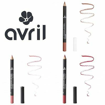Avril Natural Organic Lip Contour Pencil Ecocert