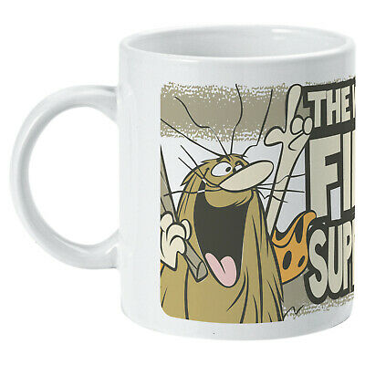 Captain Caveman Mug Hanna Barbera Coffee Cup Tea Retro Design Gift for him her