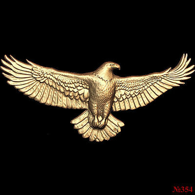 (354) STL Model Eagle for CNC Router 3D Printer  Artcam Aspire Bas Relief
