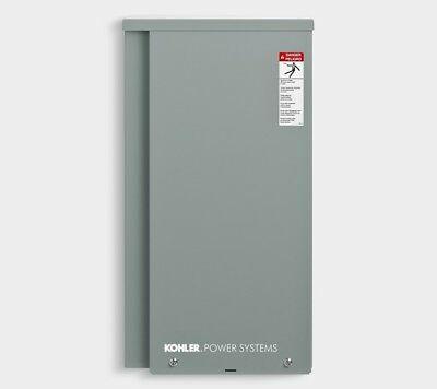 KOHLER RXT-JFNC-0200A 200 Amp Whole-House Indoor/Outdoor-Rated ...