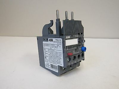 New Abb Tf42-16 Thermal Overload Relay 13-16 Amp Multi-Phase Nib