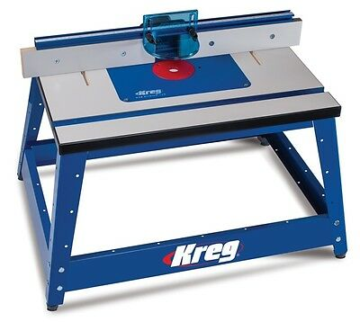 Kreg Precision Benchtop Router Table PRS2100
