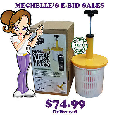Mad Millie Brand - Cheese Press - 73147 - $69.99 *** Delivered