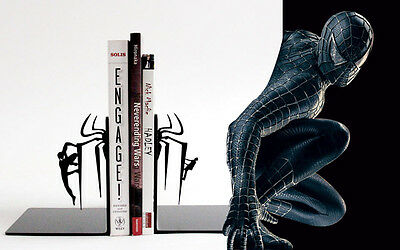 Hot Sale!Creative Bookends Super Heroes Creative Gifts the Best Choice For You