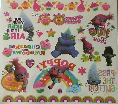 SALE only  £1.00 3D Body Art Temporary Tattoo LARGE Sheet 19x12cm