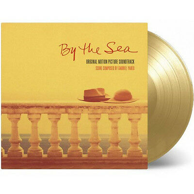 BY THE SEA - Original Soundtrack - 180G CLEAR GOLD Vinyl LP - Limited Edition