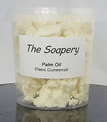 Palm Oil - 5kg - RSPO Certified Soap Making Pure Natural Carrier Oil Moisturiser