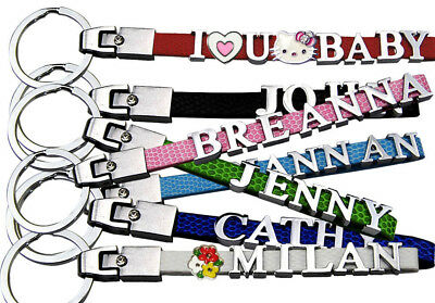 Customize-Personalized-name KeyChain,Please Specify your Name after Purchase