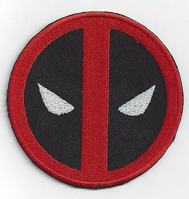 Deadpool 3 Inch Iron On  Patch Buy 2 Get 1 Free = 3 Of These