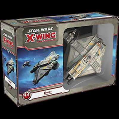 Star Wars X-Wing Miniatures Game: Ghost Expansion Pack . Rebels