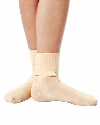 Studio 7 Ballet & Dance Socks BNWT Pink  Tan & Light Pink