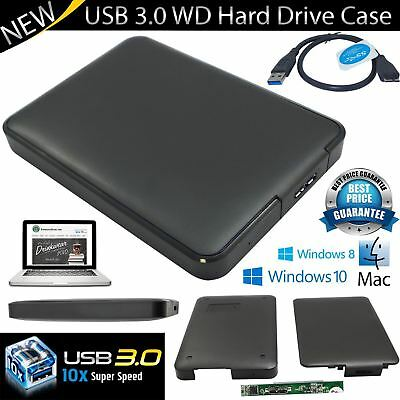USB 3.0 2.5 inch External Hard Drive Enclosure SATA HDD Case Caddy For Windows