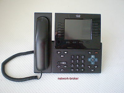 Cisco CP-8961-C-K9 Cisco Telefon Unified IP Endpoint 8961 Phone VoIP