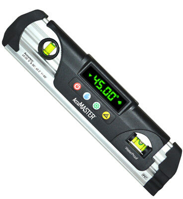 "AccuMASTER 9"" Digital Level"