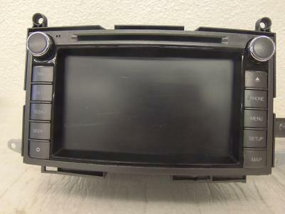 Ir14549 Toyota Venza 2013-2014 Oem Cd Radio Navigation Screen *for Part Only*