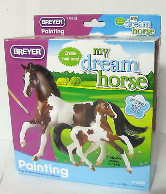 Breyer Horse Model Paddock Pal My Dream Horse Painting #4158