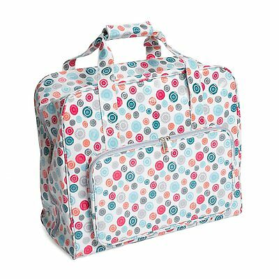 Sewing Machine Bag (PVC) - Scattered Buttons - Hobbygift - MR4660192