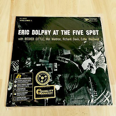 Eric Dolphy - At The Five Spot Analogue Productions Prestige 200g Vinyl LP