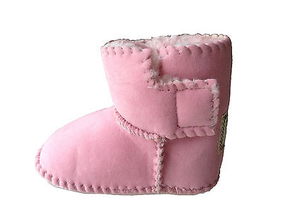Baby Ugg Boots Colour Pink Size Extra Large (XL)