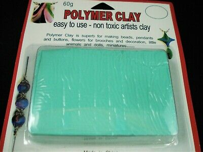Modelling Polymer Clay Art/Craft Oven Bake 60g Bright Yellow FREE POSTAGE