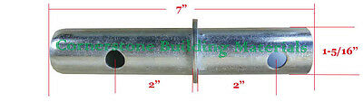 """28 Scaffolding Snap-On Frame Coupling pin 1-5/16""""OD with 1/8"""" Washer CBMscaffold"""