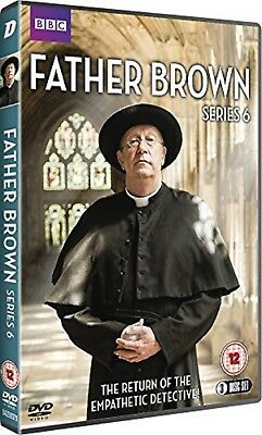 Father Brown: Complete Series 6 SIX [BBC] (DVD)~~~Mark Williams~~~NEW & SEALED
