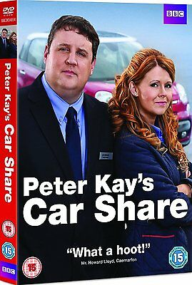 Peter Kay's Car Share: Series 1 One [BBC] (DVD)~~~UK HIT SERIES!~~~NEW & SEALED