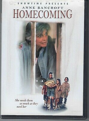 HOMECOMING [1996] (DVD Region 1)~~Anne Bancroft~~RARE~~VIRTUALLY FLAWLESS