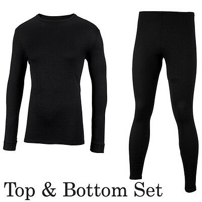 SET THERMAL Polypropylene Underwear Top Long Johns / MEDIUM